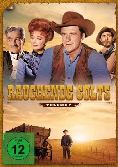 Rauchende Colts Volume 7. 7 DVDs