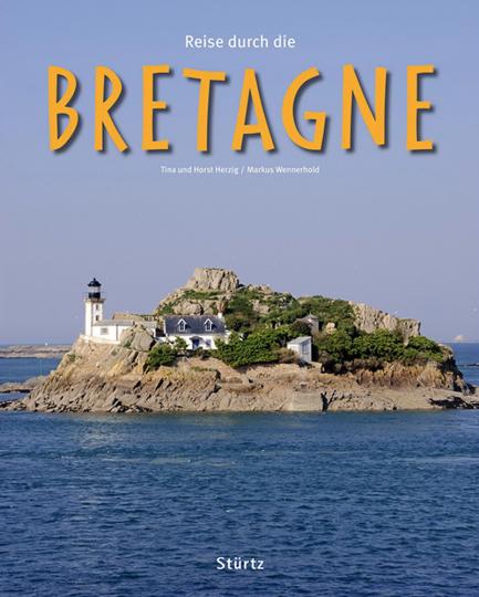 Reise durch die Bretagne.