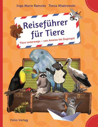 Reiseführer für Tiere.