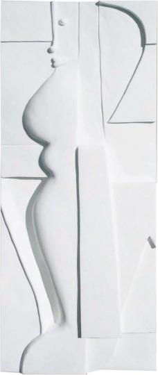 Replik »Oskar Schlemmer Relief H 1919«.
