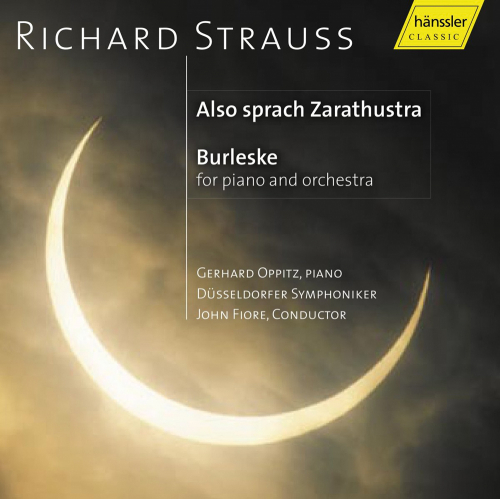 Richard Strauss. Also sprach Zarathustra op.30. CD.