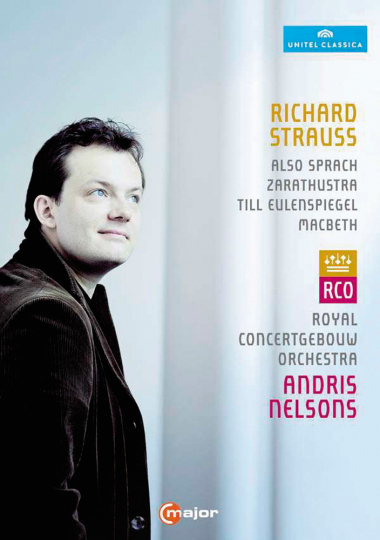 Richard Strauss. Also sprach Zarathustra op.30. DVD.