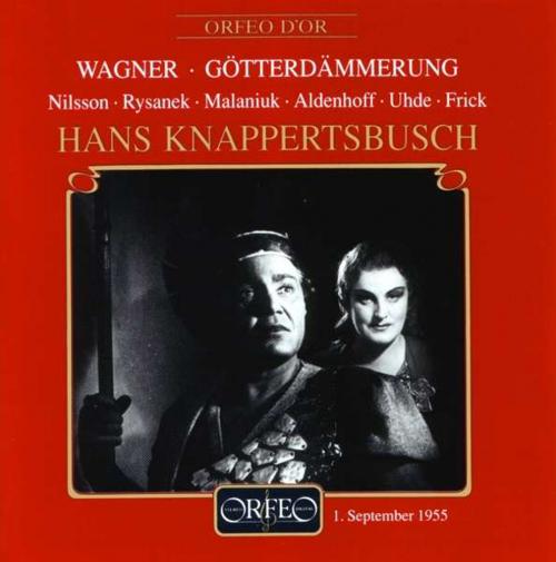 Richard Wagner. Götterdämmerung. 4 CDs.