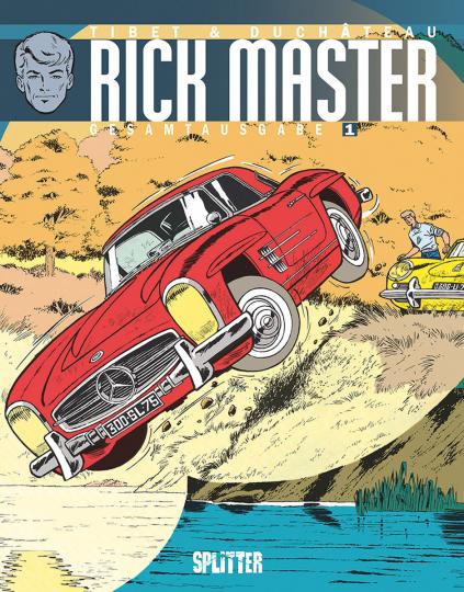 Rick Master Gesamtausgabe. Band 1.