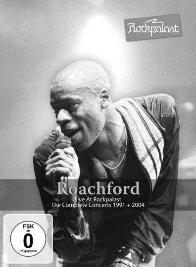 Roachford. Live At Rockpalast 1991 & 2005. DVD.
