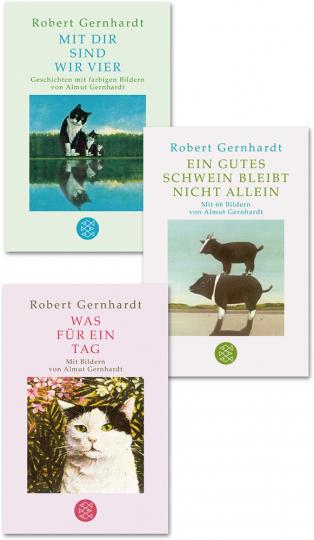 Robert Gernhardt Paket.