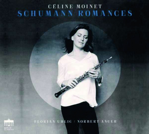 Robert Schumann. Kammermusik mit Oboe »Romances«. CD.