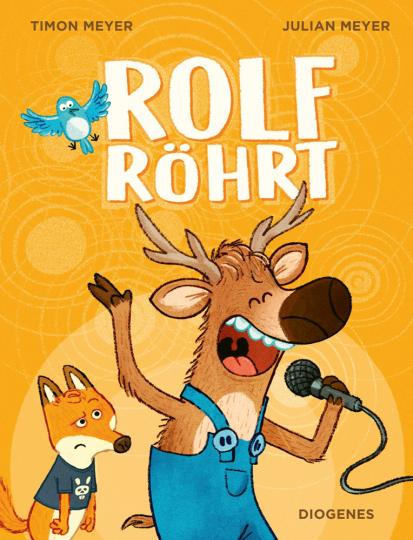 Rolf röhrt.