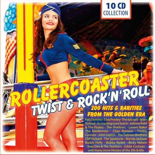 Rollercoaster. Twist & Rock'n'Roll.