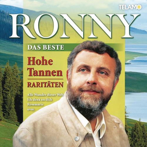 Ronny. Hohe Tannen - Raritäten. 2 CDs.