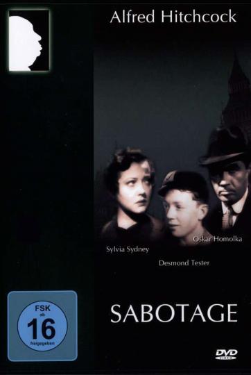 Sabotage. DVD.