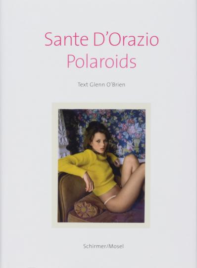 Sante D'Orazio. Polaroids.