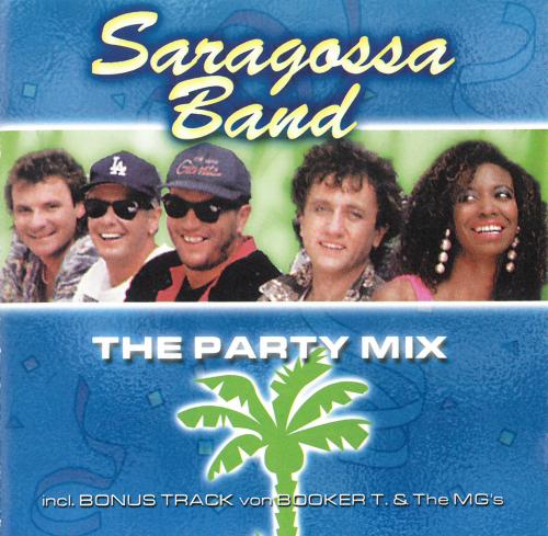 Saragossa Band CD Party Mix