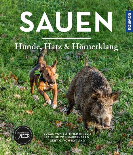 Sauen. Hunde, Hatz & Hörnerklang.