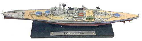 Schlachtkreuzer HMS Renown.
