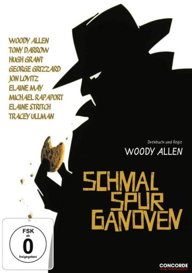Schmalspurganoven. DVD.