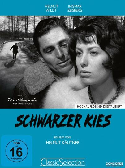 Schwarzer Kies. 2 DVDs.