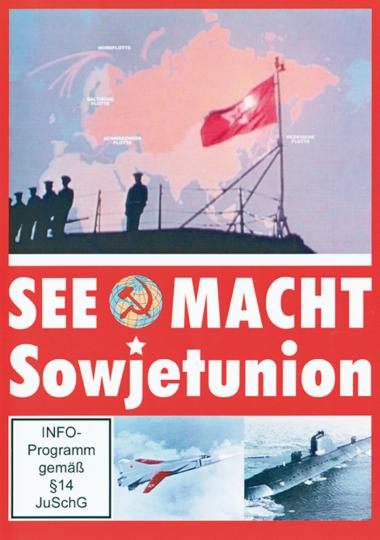 Seemacht Sowjetunion DVD