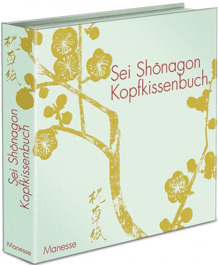 Sei Shonagon. Kopfkissenbuch. Limitierte Luxusausgabe.