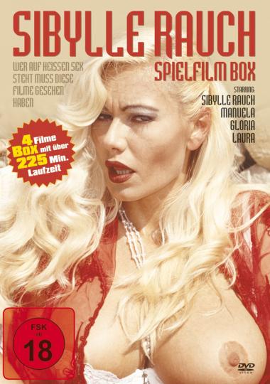 Sibylle Rauch 4 Filme auf 2 DVDs | Jetzt online bestellen
