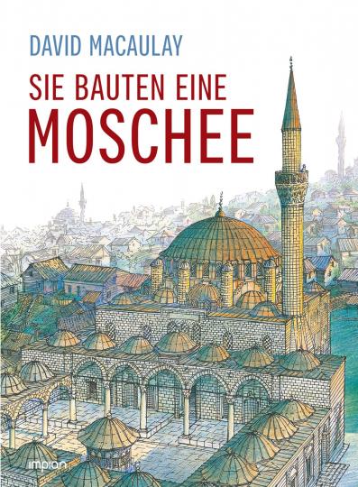 Sie bauten eine Moschee.