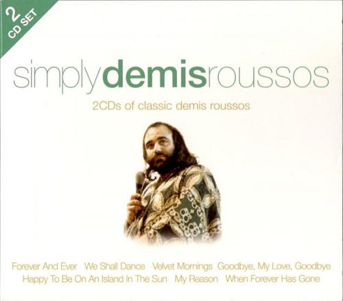Simply Demis Roussos 2 CDs