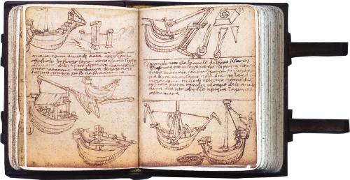 Skizzenbuch des Francesco di Giorgio Martini. Faksimile.