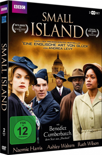 Small Island. 2 DVDs
