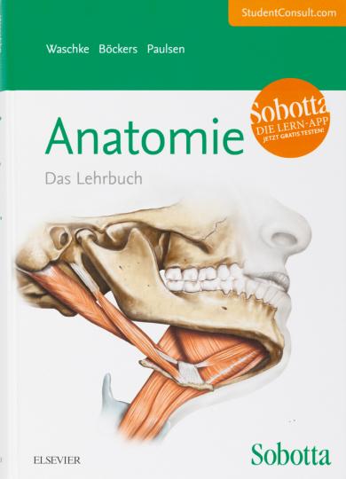 Sobotta Anatomie. Das Lehrbuch.