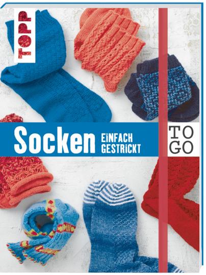 Socken: einfach gestrickt