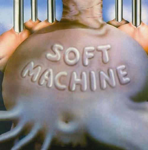 Soft Machine. Six. CD.