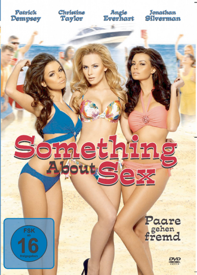 Something about Sex DVD