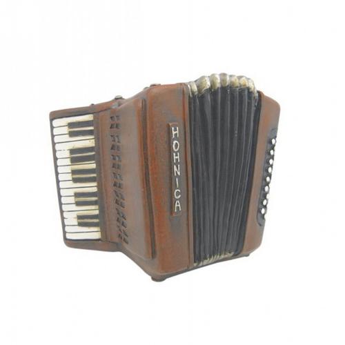 Spieluhr »Akkordeon«.