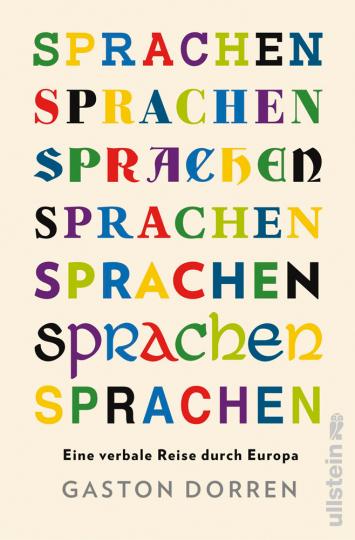 Sprachen. Eine verbale Reise durch Europa.