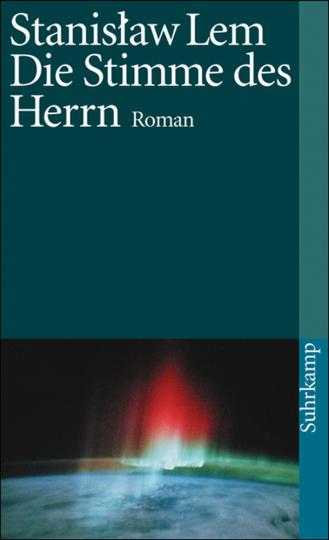 Stanislaw Lem. Die Stimme des Herrn. Roman.