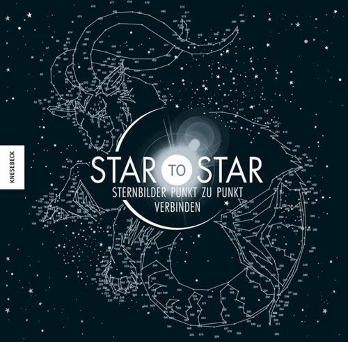 Star to Star. Sternbilder Punkt zu Punkt verbinden.