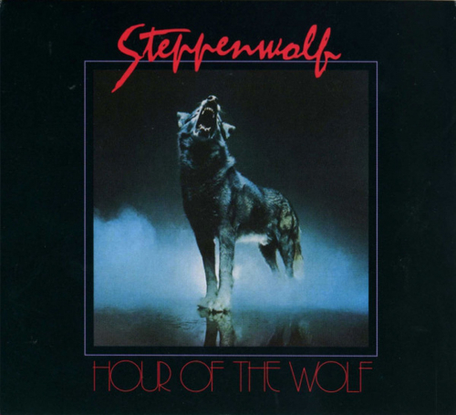 Steppenwolf. Hour Of The Wolf. CD.