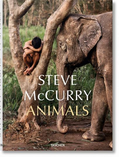 Steve McCurry. Animals.