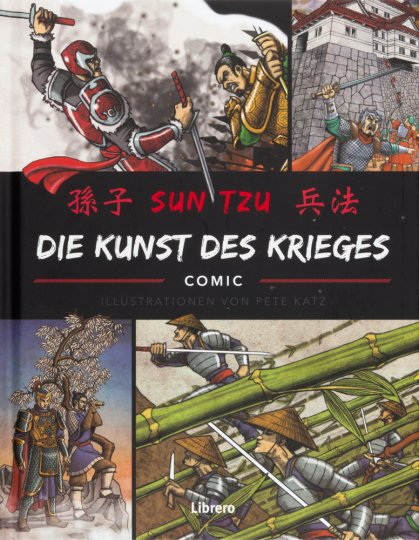 Sunzi. Die Kunst des Krieges. Comic.