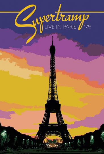 Supertramp. Live in Paris 79. DVD.