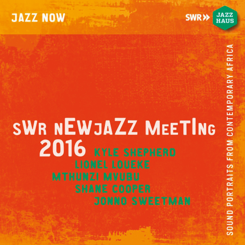 SWR New Jazz Meeting 2016. 2 CDs.