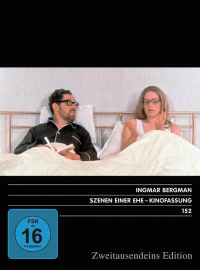 Szenen einer Ehe (Zweitausendeins Edition Film). DVD.