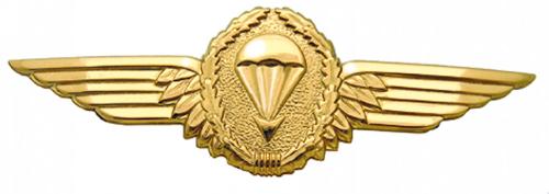 Tätigkeitsabzeichen Luftlandepersonal 'Fallschirmspringer-Abzeichen'