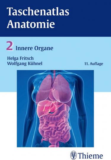 Taschenatlas der Anatomie - Band 2: Innere Organe