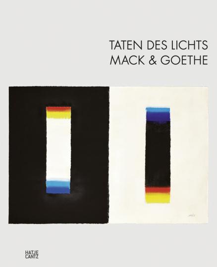 Taten des Lichts. Mack und Goethe.