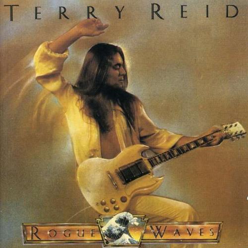 Terry Reid. Rogue Waves. CD.