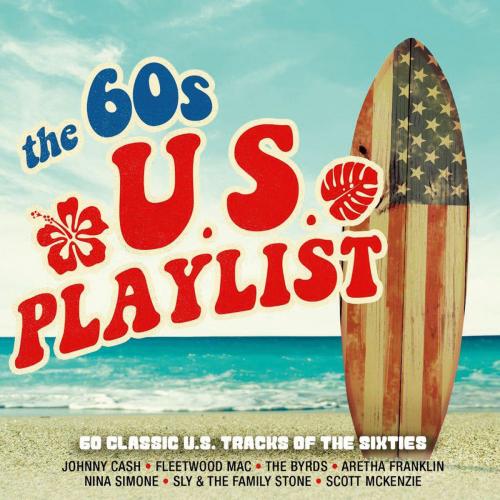 The 60s US Playlist. 3 CDs.