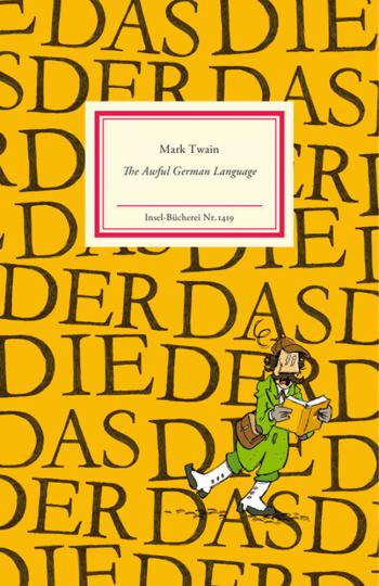 The Awful German Language.