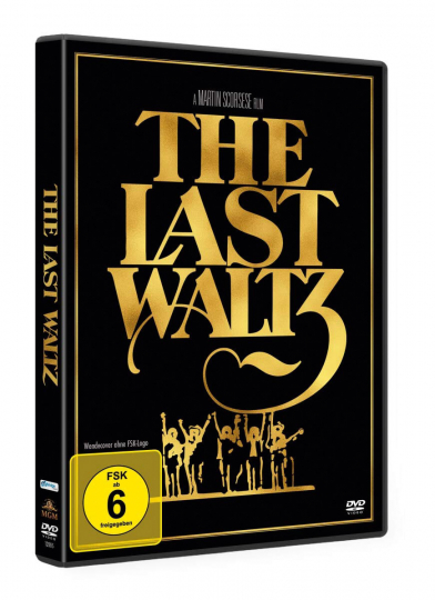 The Band: The Last Waltz. DVD