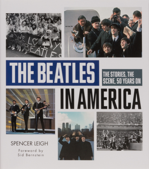 The Beatles in America.
